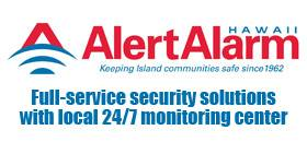 Alert Alarm Hawaii