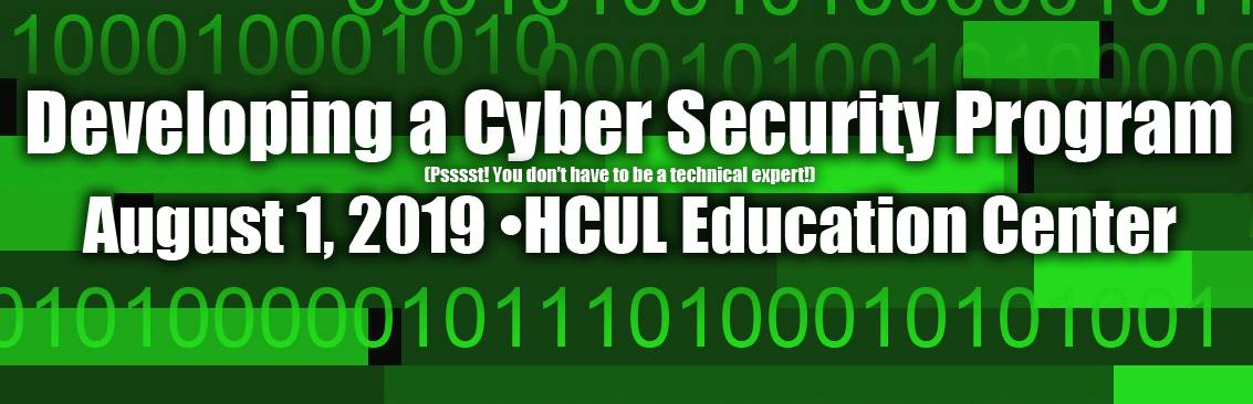 2109 reg page cyber security program