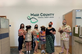 Maui County FCU has a week's worth of celebration and fun_1